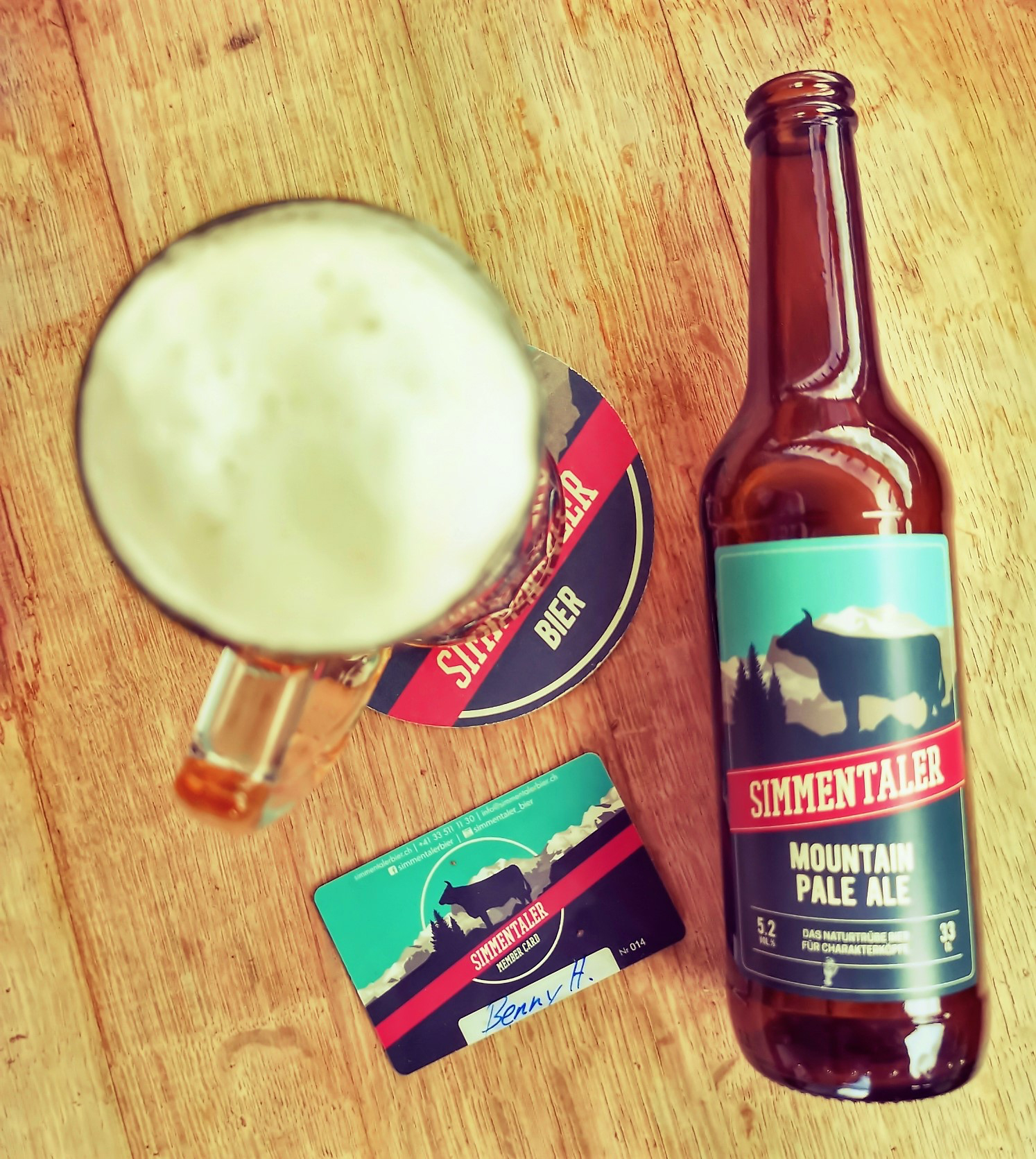 Mountain Pale Ale